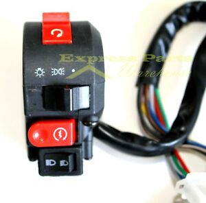 loncin 110cc atv wiring diagram human leg label the parts taotao ebay kill light starter switch 50 70 90cc 125cc chinese sunl roketa