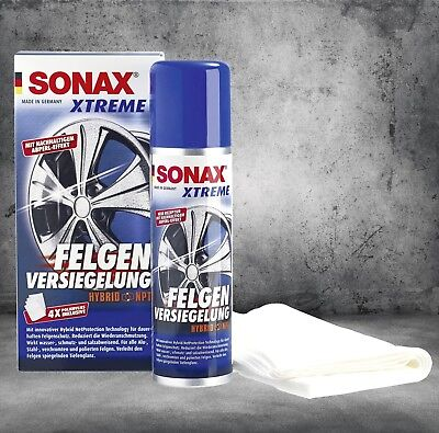 SONAX Xtreme FelgenVersiegelung Nano Pro Set 250ml Felgen Versiegelung 236100