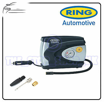 Compresor de aire portatil Ring Automotive RAC610