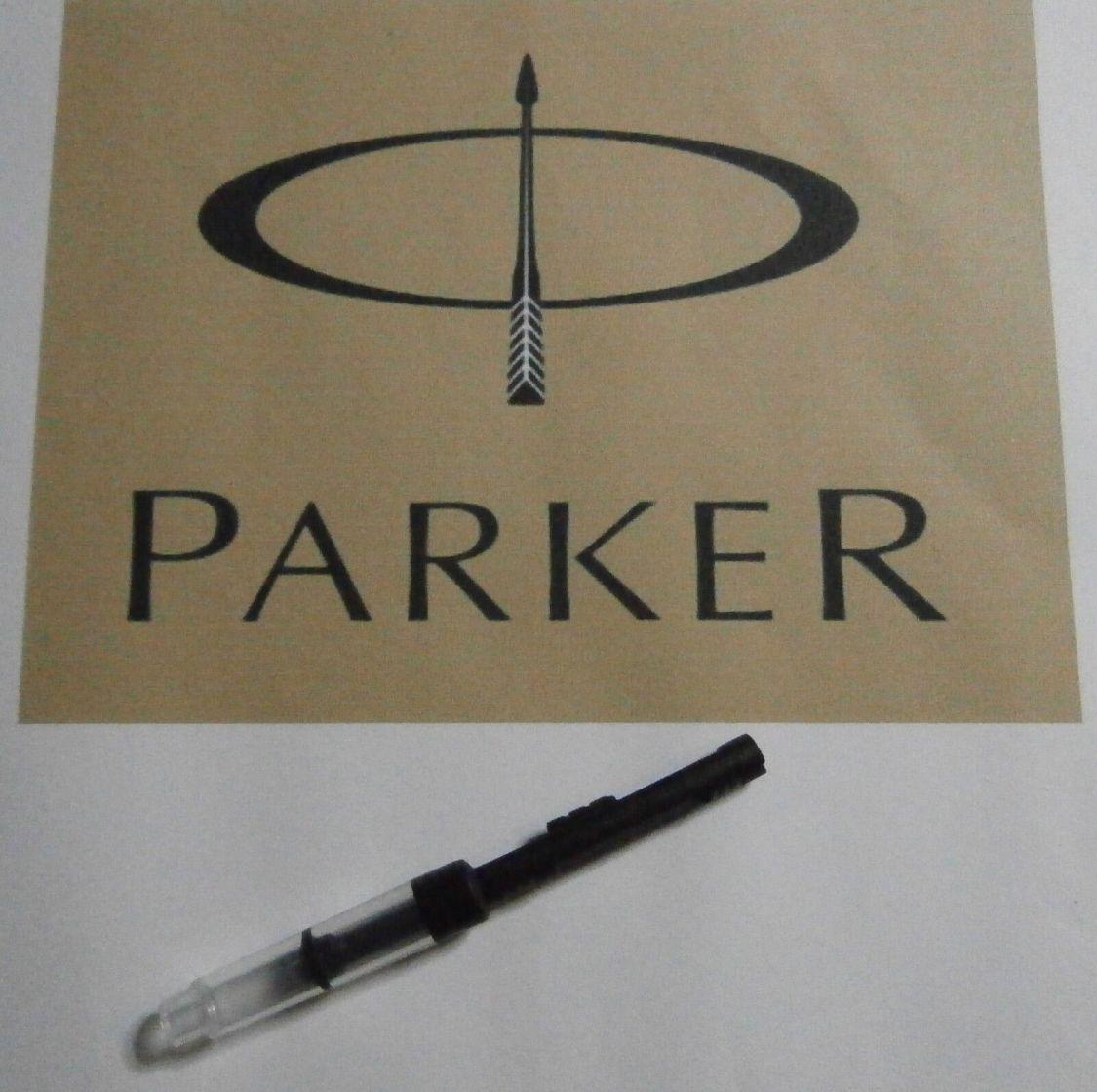 Parker Kolbenkonverter mit Pumpmechanik für Füllfederhalter (alle Parker-Füller)