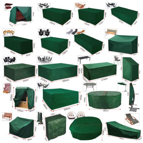 Garten Schutzhülle Möbel Schutzplane Abdeckung Haube Sitzgruppe Sonneninsel #506