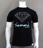 New Diamond Supply Co. OG Sign Black Mens Sport T-Shirt RDAM-201