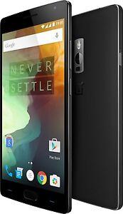 OnePlus 2 (Sandstone Black, 64GB) with Manufacturer Warranty