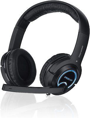 Speedlink Xanthos Console Gaming Kopfhörer Headset für PC PS4 PS3 Xbox 4751