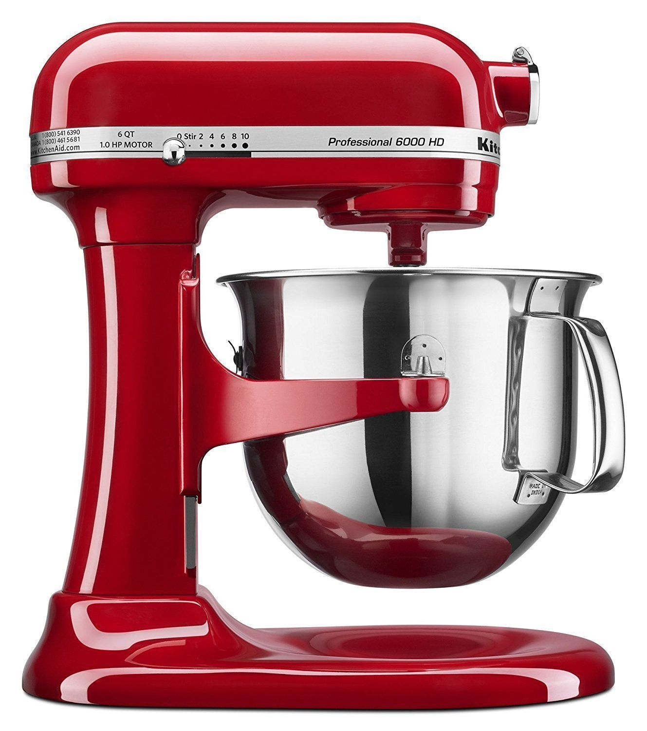 kitchen aid professional painting cabinets ideas kitchenaid ksm6573ce 325w stand mixer red ebay stock photo