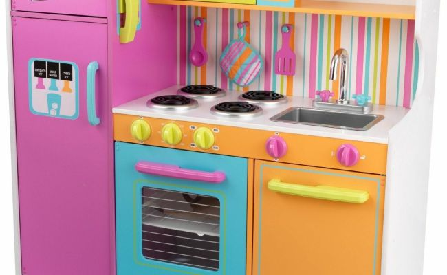 Top 10 Wooden Kitchens For Kids Ebay