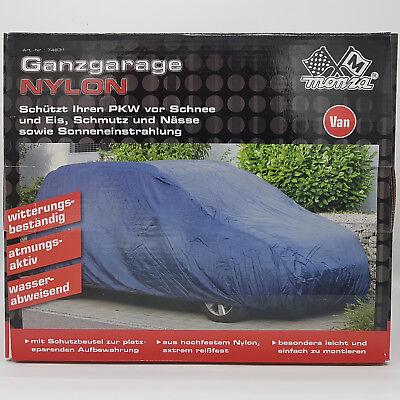 Unitec Auto Abdeckung Monza PKW Van Auto Winter Ganzgarage Nylon Voll Garage XXL