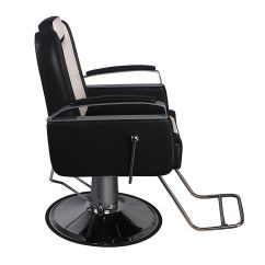 Ez Chair Barber Rattan Lounge All Purpose Hydraulic Recline Salon Beauty