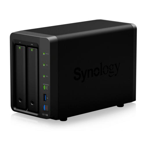 Synology Diskstation DS718+ NAS System 2-Bay