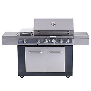 32 034 KitchenAid Outdoor Gas Grill Brand New All Stainless Local Pickup Only  eBay