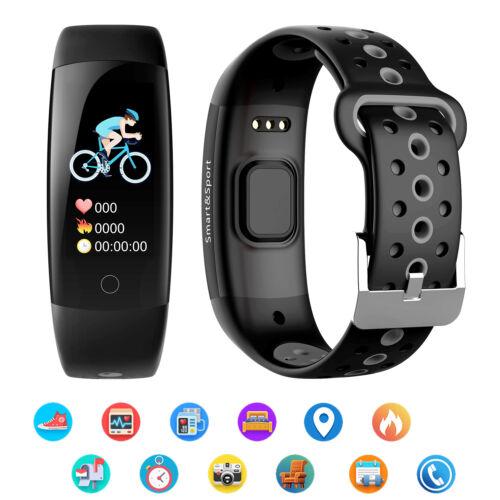 Armband Uhr Smart Bracelet Bluetooth Smartwatch Fitness Tracker HUAWEI Samsung