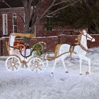 Outdoor Lighted Christmas Ornaments | eBay