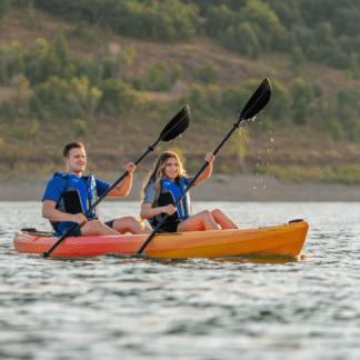 Lifetime Spitfire 12' 2 Person Sport Ocean Portable Tandem Kayak Free Shipping