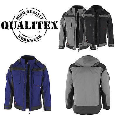 NEU: QUALITEX PRO Winterjacke Arbeitsjacke Winter Jacke Schutzjacke XS-5XL