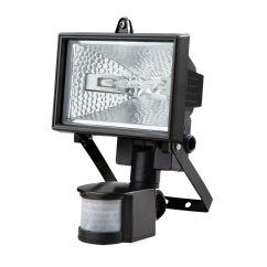 Motion Sensor Light Wiring Diagram Uk Fennec Fox 500w Halogen Floodlight Security With Pir