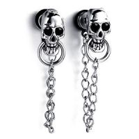 Mens Dangle Earring