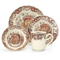 Top 10 Dinnerware Sets for Thanksgiving