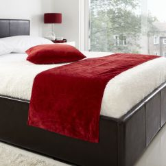 Kitchen Runner Washable New Sink Cost Velvet Bed Black Red Grey Cream Mink 48cm X 195cm ...