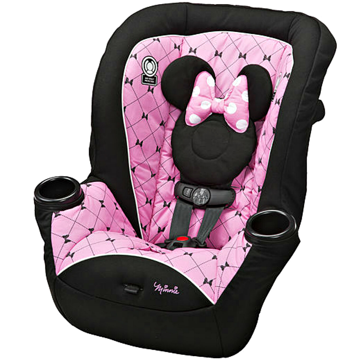 Minnie Mouse Convertible Baby Car Seat Toddler Safe