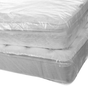 Looking For King Queen Mattress And Box Spring Plastic Bags