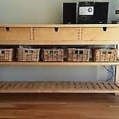 Kitchen Console Delta Faucets Home Depot Ikea Norden Buffet Table In Ely Cambridgeshire