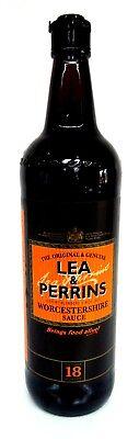 Worcestershire Sauce Worcestersauce von Lea & Perrins 568 ml