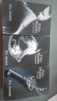 50 shades of grey series | Fiction Books | Gumtree Australia ...