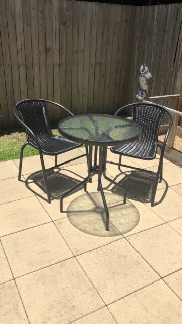 two seater garden table and chairs adirondack chair cushions sale outdoor 2 weeks old other furniture you don t have any recently viewed items
