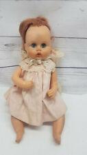 Amer Char Doll 1964 Baby 9 Vintage Teeny Tiny Tears