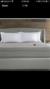 Sleep Number Bed Mattress Eastern King New In Box Paid 5800 Us