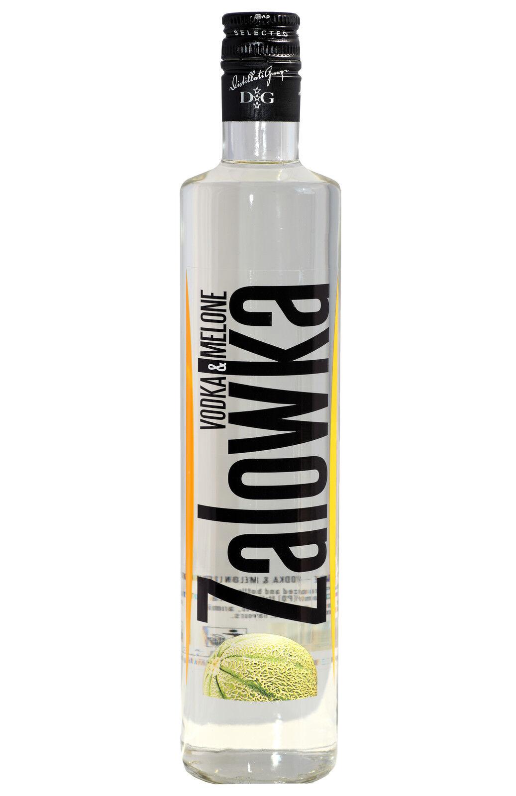 24,27€/L Zalowka Vodka & Melone Likör 0,7 l 21% Wodka mit Geschmack Melonenlikör