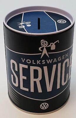Nostalgic Art Spardose Volkswagen Service and Repairs VW Money Box Nostalgie