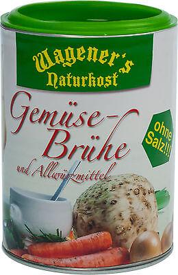 Gemüsebrühe und ohne Salz, rein pflanzlich, 150g (100g = € 2,83)