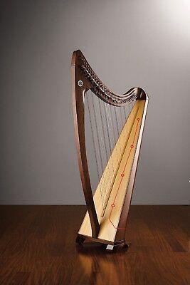 Rebel PIckup für Harfe -   ( 4 piezo ausführung )   READ the advertisement FIRST