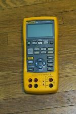 Fluke 726 Documenting Precision Multifunction Process Calibrator Excellent FS