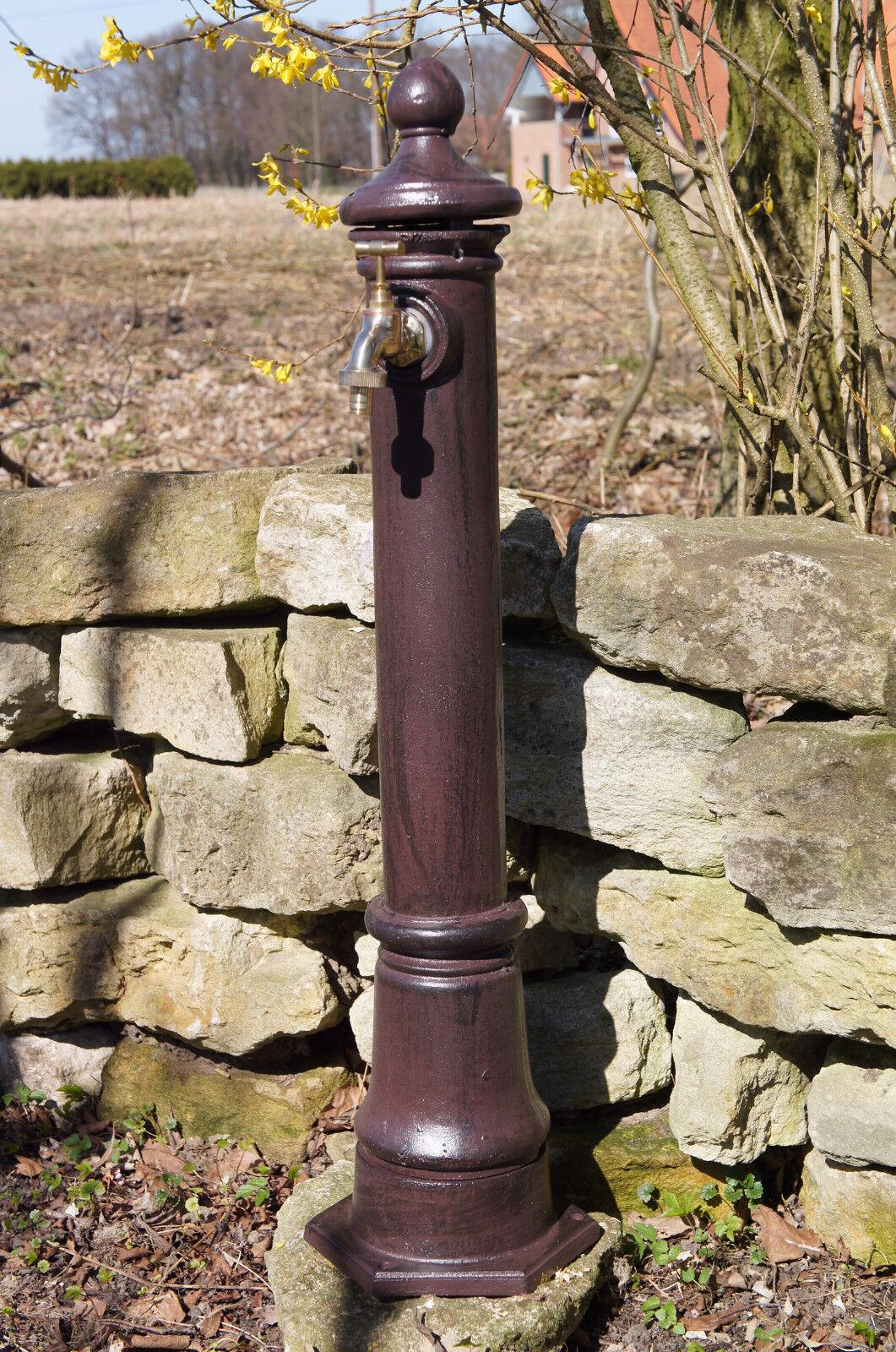 Garten Wasserzapfsäule Zapfstelle Cordon 100 Inkl Wasserhahn