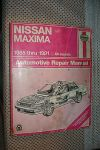 1985-1991 NISSAN MAXIMA SERVICE MANUAL SHOP BOOK 86 87 88 89 90