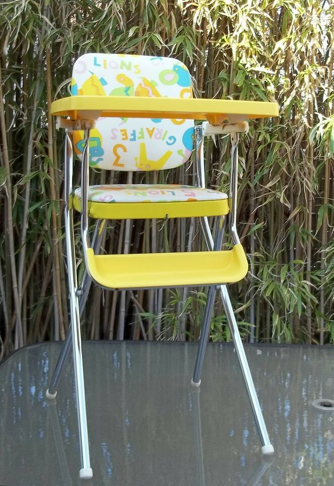 cosco high chair cover leg covers canadian tire vintage baby items collection on ebay!