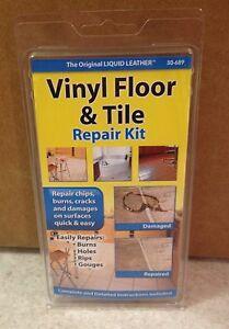 Brand New Liquid Leather Vinyl Floor Tile Repair Kit  eBay