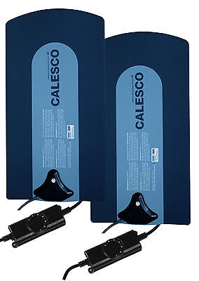 2x Wasserbett Heizung Calesco Carbon PTC Wasserbetten Heizungen Wasser Bett