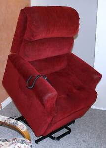 electric lift chairs perth wa devon chair covers new zealand recliner in region armchairs gumtree australia free local classifieds