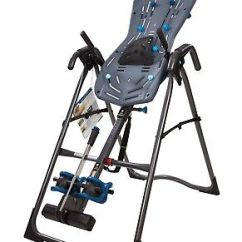 Spinal Decompression Chair Kids Reclining Inversion Tables 2 Teeter Fitspine X3 Table X3b Refurbished W Back Pain Relief Dvd