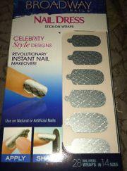 broadway nails nail dress 28 stick