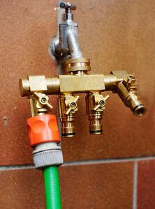 Wasserhahn Verteiler  eBay