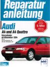 Book Repair Manual Audi A4 and A4 1,6 1,8 T AB 11/94 BD 1197