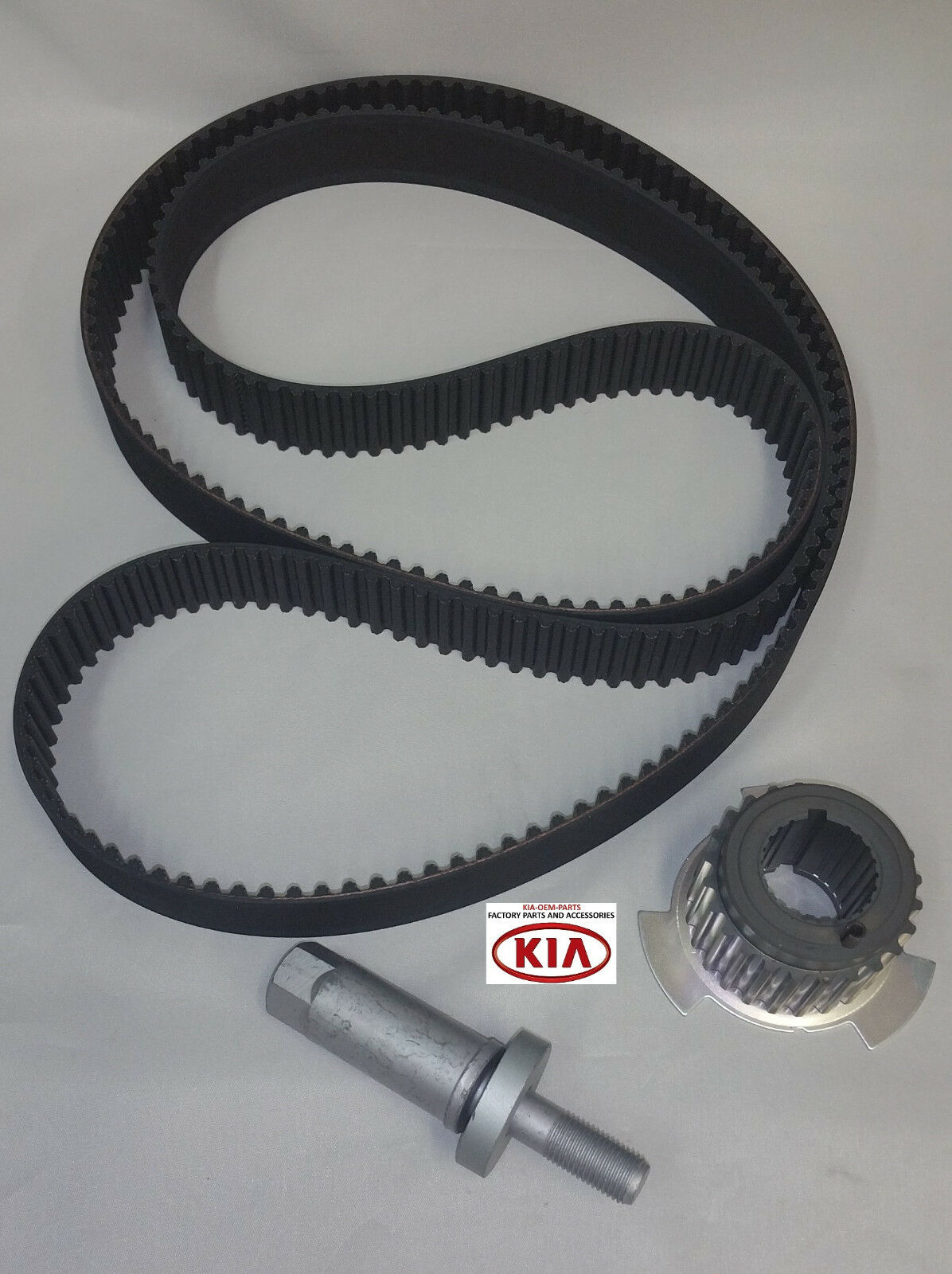 Kia Sorento Belts Diagram