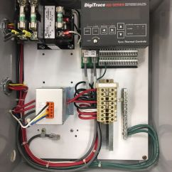 Temperature Controller Wiring Diagram 240v Motor Diagrams Raychem / Digitrace 920 - 1 Channel Heat Trace   Business & Industrial Saskatoon ...