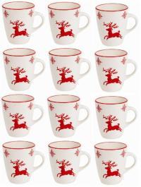 Christmas Mug Set | eBay