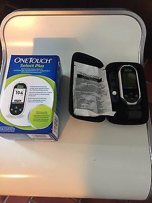 Blutzucker - Messgerät  Select Plus    ONETOUCH      Neu & OVP