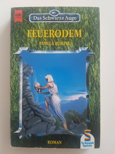 Feuerodem Roman Das Schwarze Auge DSA